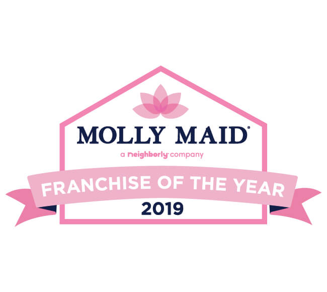 Molly Maid Franchise of The Year Award