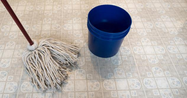 How To Deep Clean Linoleum Floors Practically Spotless