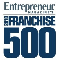 Franchise Entrpreneur 500
