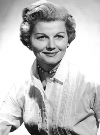 Portrait image of June Cleaver