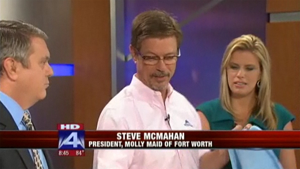 Steven McMahan on Fox news