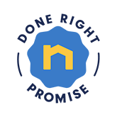 Neighborly Done Right Promise Logo