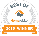 2015 Best of Home Advisor Award