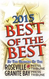 Roseville 2015 Best of the Best Award