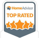 HomeAdvisor Top Rated Award