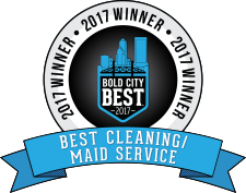 2017 Bold City Best Award Best Cleaning/Maid Service