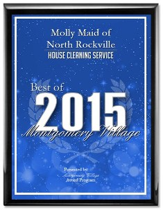 Montgomery Village best of 2015 award